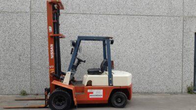 Heftruck Nissan 2.5D 1 177