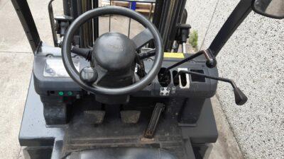 Heftruck Nissan FGD02A30Q 3 242