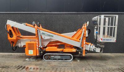 Hoogwerker Multitel SMX 250 K - 000