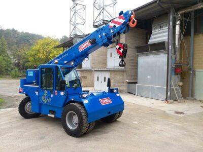 Pick&Carry kraan Ormig - diesel 16 TM