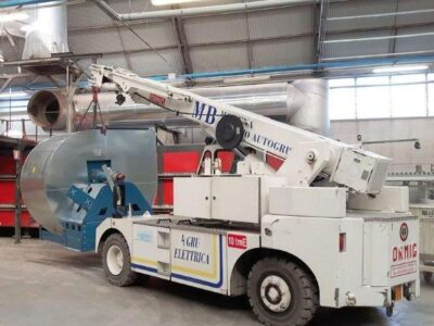 Pick & Carry Ormig Electric Cranes 10 tmE