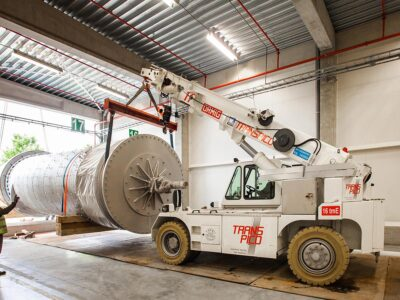 Pick & Carry Ormig Electric Cranes 16 tmE