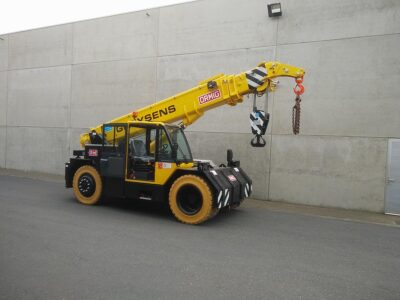 Pick & Carry Ormig Electric Cranes 25 tmE