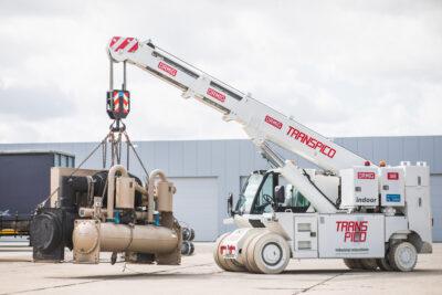 Pick & Carry Ormig Electric Cranes INDOOR 30iE