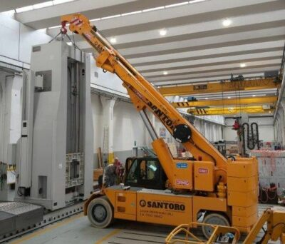 Pick & Carry Ormig Electric Cranes INDOOR 55/60iE