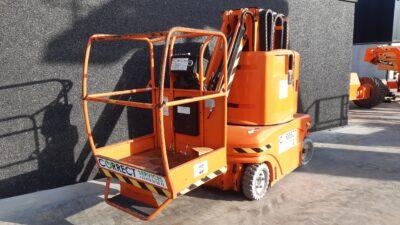 Hoogwerker JLG Toucan 1010 - 000